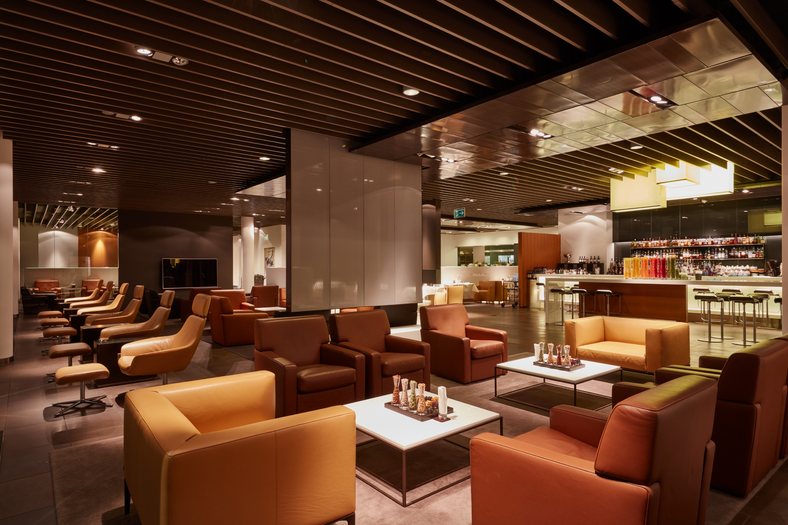 Frankfurt  - World's Best Airline Lounges