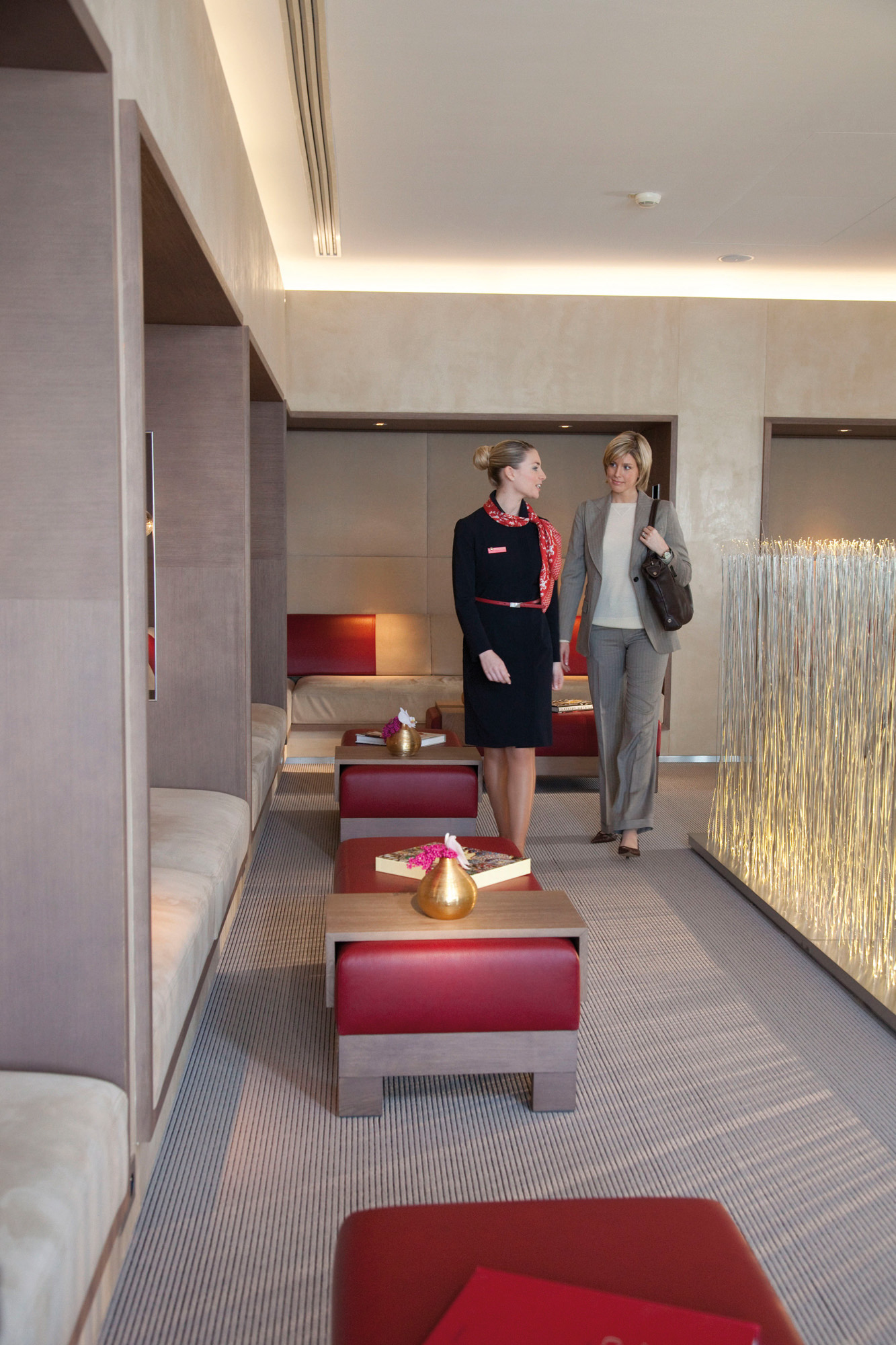 Air France Charles de Gaulle  - World's Best Airline Lounges